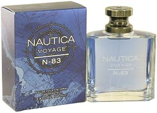 Nautica Voyage N-83 by Nautica - Eau De Toilette Spray 3.4 oz