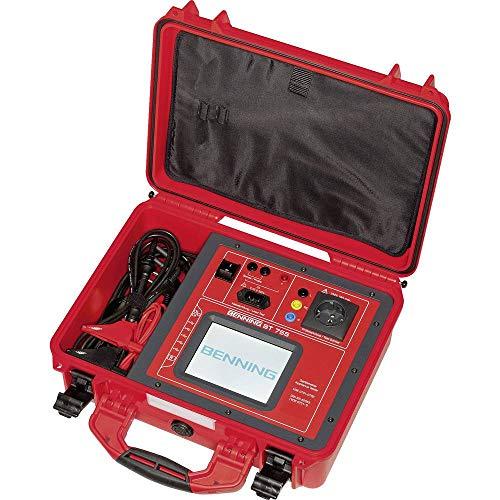 Benning Gerätetester ST 755 VDE 0701-0702, 0751 Prüfgerät nach DIN VDE 0701 4014651503229