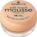 Essence Producto Para El Cuidado De La Piel De La Cara Essence Rostro Soft Touch Mous Se Make-Up 16...