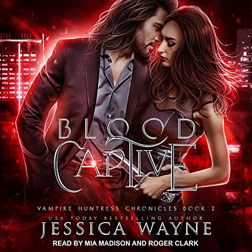 Blood Captive cover art