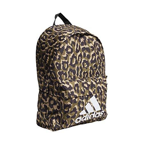 adidas Bos Leopard - Mochila leopardo Talla única