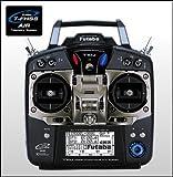 フタバ 10J (10ch-2.4GHz T-FHSS AIRモデル)ドローン用TRセット(フルスプリング仕様)モード2