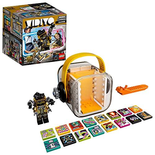 LEGO 43107 VIDIYO Hiphop Robot Beatbox Creador de Vídeos Musicales Juguete Realidad Aumentada App Set con Mini Figura