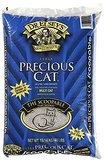 Precious Cat Pack Ultra Premium Clumping Cat Litter 40 Pound Bag