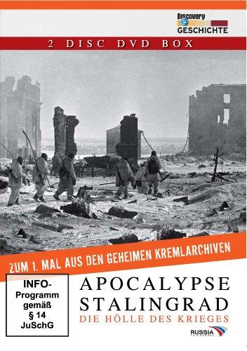 Apocalypse Stalingrad - Die Hölle des Krieges [2 DVDs]