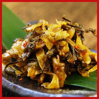 ヒラヤマ 博多辛子高菜 230g 3袋