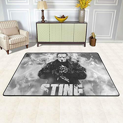 W_We Elimination Area Rug for Living Room Bedroom Floor Mat Doormats Carpet for Home Decor, 36 X 24 in & 72 X 48 in