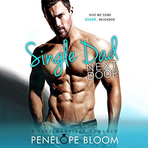 Single Dad Next Door cover art