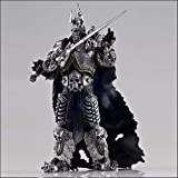 Huanghuang World of Warcraft : The Lich King: Arthas Menethil Ice Sword Statue Action PVC Figure