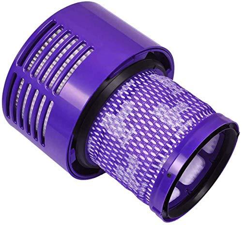 Home Spare Parts | Filtre de rechange compatible pour Dyson V10 SV12 | Aspirateur sans fil | Modèle sans fil | Filtre HEPA | Pièces détachées maison | Accessoire | Filtre Dyson | Filtre HEPA |