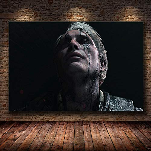 yaoxingfu Jigsaw puzzle 1000 piece Horror Death Movie Cover ArtPicture jigsaw puzzle 1000 piece adult Fun Family Game for Kids Adults50x75cm(20x30inch)
