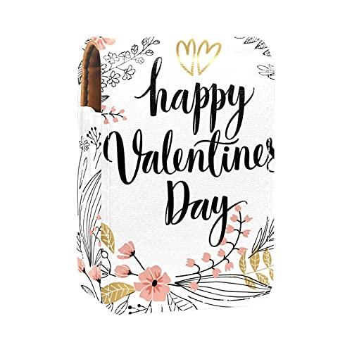 rossetto per esterno Mini borsa Astuccio per cosmetici da viaggio con scatola per rossetto a specchio ghirlanda per i regali delle donne delle donne