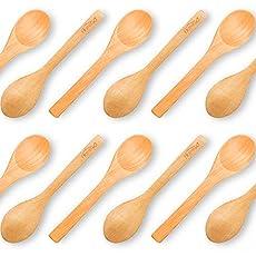 Image of HANSGO Mini Wooden Spoons. Brand catalog list of HANSGO.