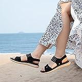 Zoom IMG-2 sandali donna bassi estive eleganti