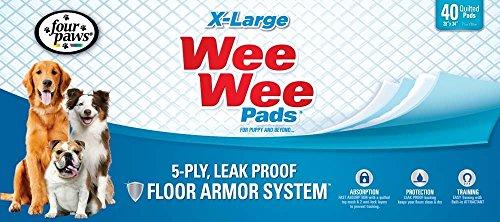 gigantic wee wee pads 40