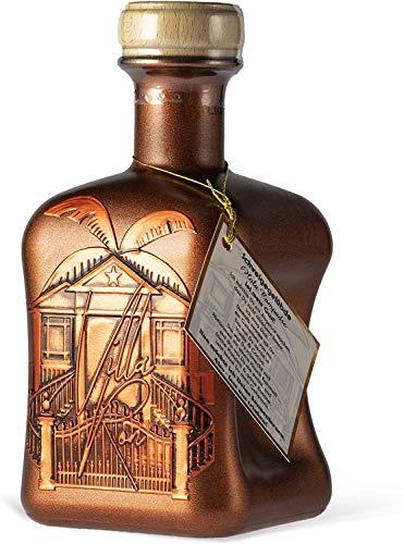 Villa Ron - Luxus Spiced Rum (0.5 l) - echter Karibik-Rum (Barbados) aus kleiner Edelmanufaktur! Original, Tradition, Genießer, Experte, Kenner, außergewöhnlich
