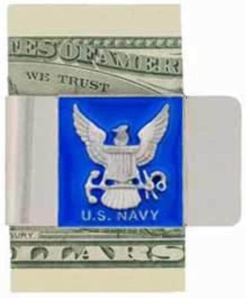 U.S. Navy Money Clip