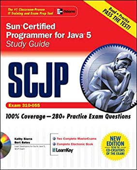 SCJP Sun Certified Programmer for Java 5 Study Guide  Exam 310-055   Certification Press