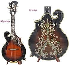 inlaid mandolin