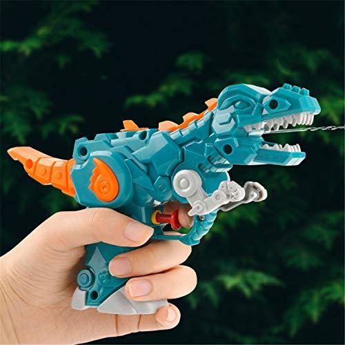 fivekim Best Kid Toys,Robot Dinosaur Water Guns Toys Kids Squirt Gun for Child Summer Beach Swimming