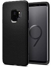 Spigen Liquid Air hoesje Compatibel met Galaxy S9 -Matte Black