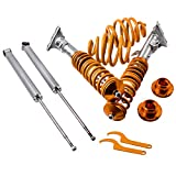 maXpeedingrods for E36 Coilovers, Shock Absorber for Street Use BMW E36 316i 318i 318is 318ic 323i 323ic 323is 328i 328is 328ic M3