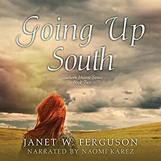Going Up South audiobook cover art