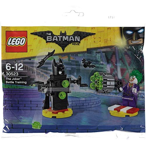 DC The Batman Movie The Joker Battle Training Set LEGO 30523 [Bagged]