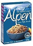 Weetabix Alpen Müsli ohne Zucker, 10 Packungen -