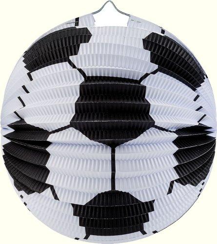 TIB Heyne Laterne Fußball rund 25cm