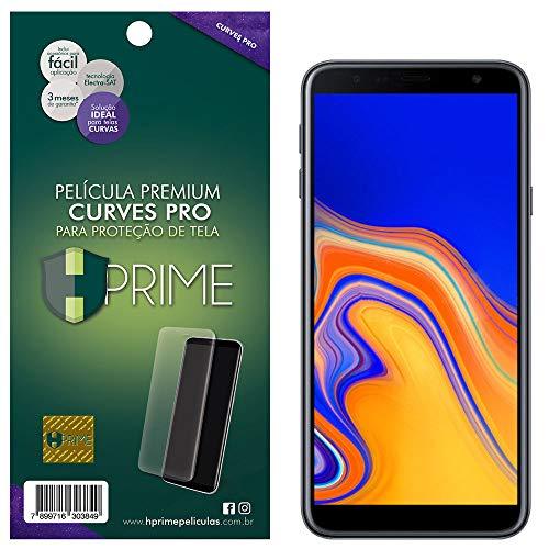 Pelicula Curves Pro para Samsung Galaxy J4+ (Plus), Hprime, Película Protetora de Tela para Celular, Transparente