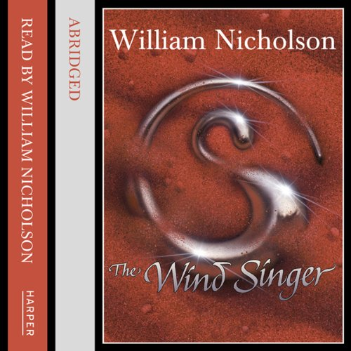 The Wind Singer audiobook cover art