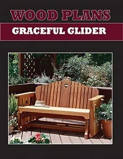 GRACEFUL PORCH GLIDER - PAPER WOODWORKING PLAN