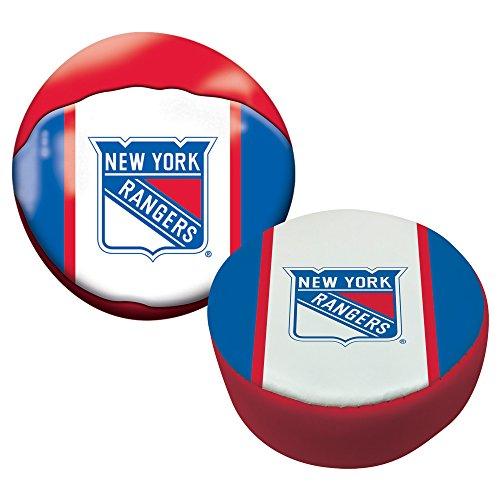 Franklin Sports NHL New York Rangers Soft Sport Ball & Puck Set