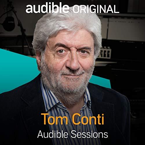 Tom Conti audiobook cover art