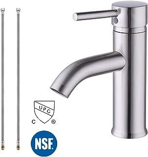 bathroom wash basin size