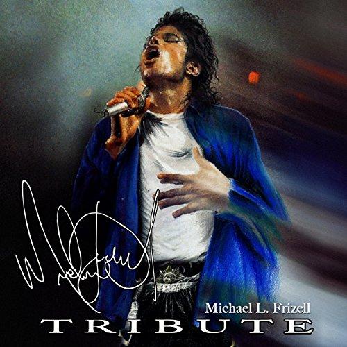 Tribute: Michael Jackson audiobook cover art