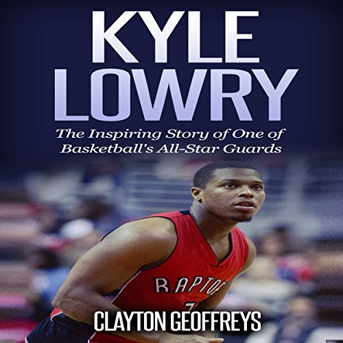 Kyle Lowry audiobook cover art