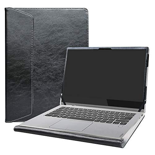 Alapmk Diseñado Especialmente La Funda Protectora para 14' Lenovo Yoga C930 C930-13IKB & Lenovo ideapad S540 14 S540-14IWL S540-14API Laptop(Not fit Lenovo Yoga Book C930),Negro