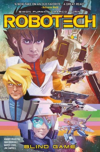 Robotech Vol. 3: Blind Game (English Edition)