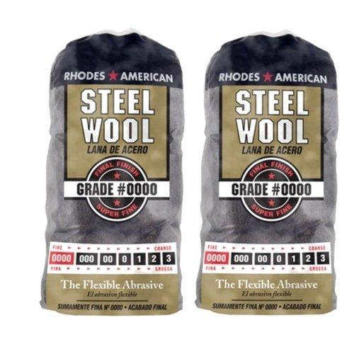 Homax Products #0000 Super Fine Finish Steel Wool | Amazon