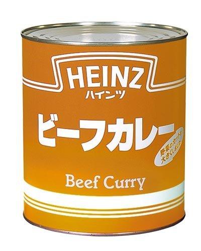 ハインツ 業務用 ビーフカレー 3000g 1号缶 1ケース(6缶入)