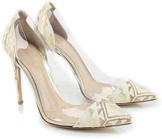 80% de descuento Gianvito Rossi Zapatos de Vestir Vestir Vestir de Tela para Mujer Beige Beige No  online barato