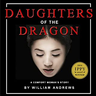 Daughters of the Dragon audiobook cover art