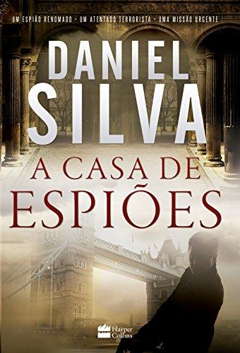 A casa de espiões (Gabriel Allon)
