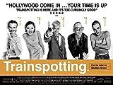 Trainspotting Film Movie Póster de Pared Metal Creativo Placa Decorativa Cartel de Chapa Placas Vintage Decoración Pared Arte Muestra para Bar Club Café