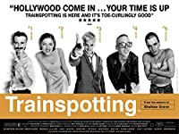 TRAINSPOTTING FILM MOVIE 金属板ブリキ看板注意サイン情報サイン金属安全サイン警告サイン表示パネル