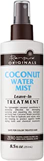 renpure originals coconut water mist leave-in treatment