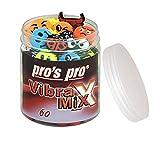 60 Pros Pro Tennis Vibrationsdämpfer