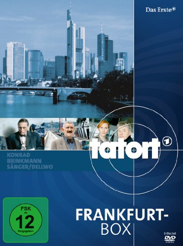 Tatort - Frankfurt-Box (3 DVDs)